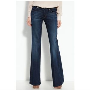 Mother The Wilder Flare Leg Stretch Jeans Sz 25